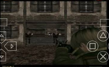 re 4 ppsspp