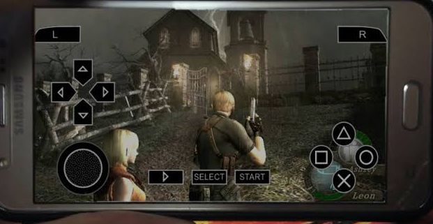 re4 ppsspp..