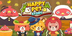 happy pet story,.