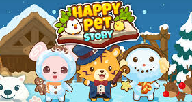 happy pet story.