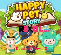 happy pet story,,.