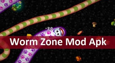 worms zone.,