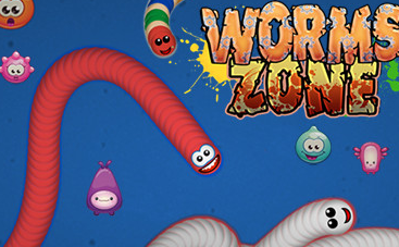 worms zone...