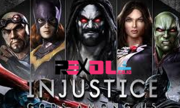 Download Injustice Gods Among Us Mod Apk V3.3 (Unlimited ...